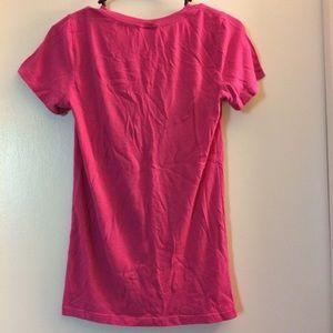 Victoria's Secret Tops - Victoria's Secret Love Pink T-shirt Size Small